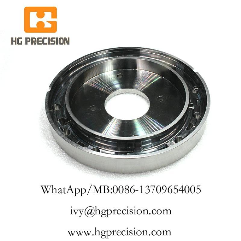 CNC Machinery Metal Round Plate