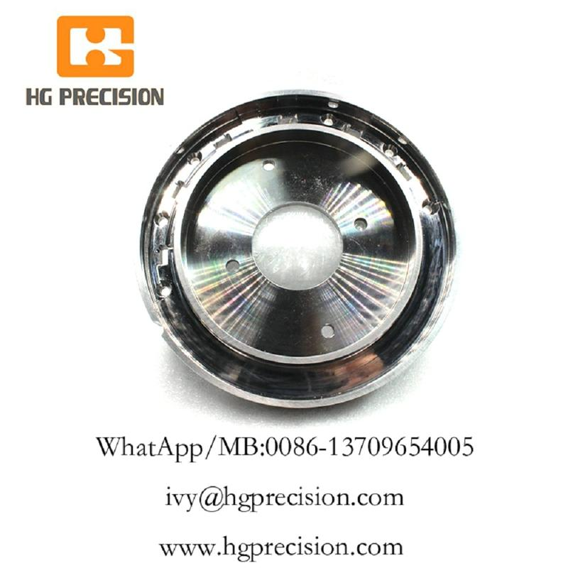 CNC Machinery Metal Round Plate