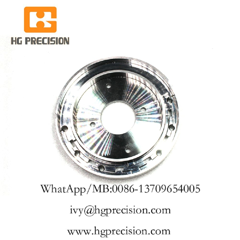 CNC Machinery Round Plate