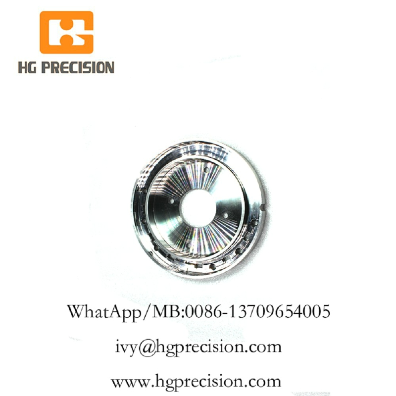CNC Machinery Round Plate-HG Precision