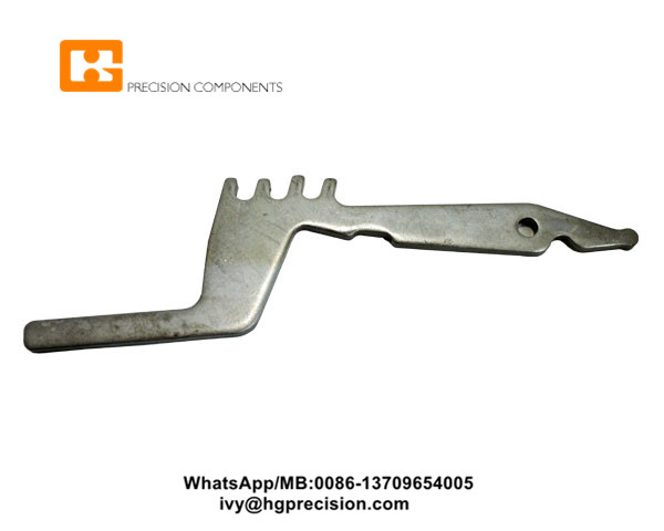 Metal Stamping Parts For Textile Product-HG Precision