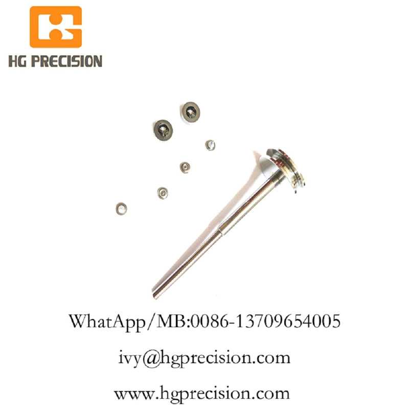 CF-H40S Carbide Nozzle & Needle-HG Precision