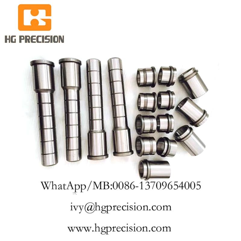 HG Precision Mold Standard Parts.