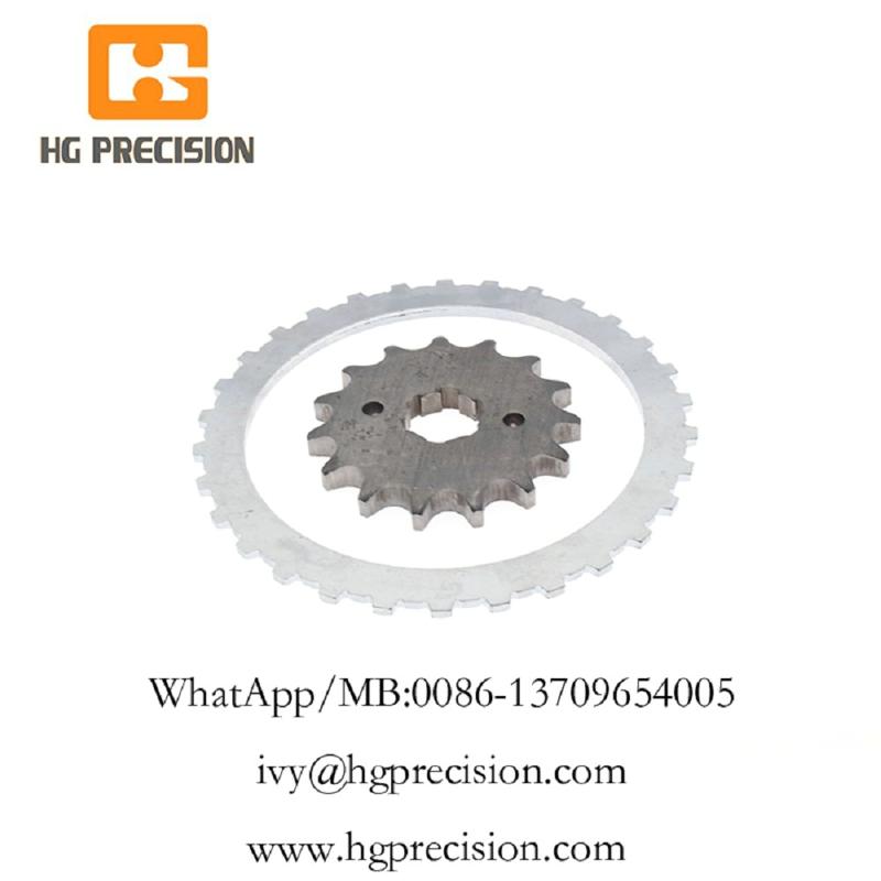 14T Sprocket Fine Blanking Parts-HG Precision