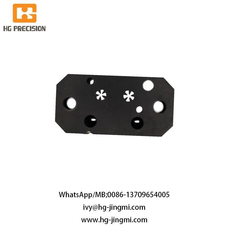 CF-H20S Carbide Punch With Plum Blossom Hole-HG Precision