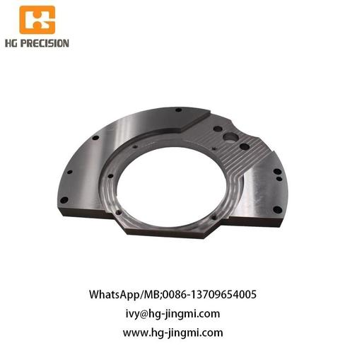 Precision CNC Machinery S45C Metal Plate