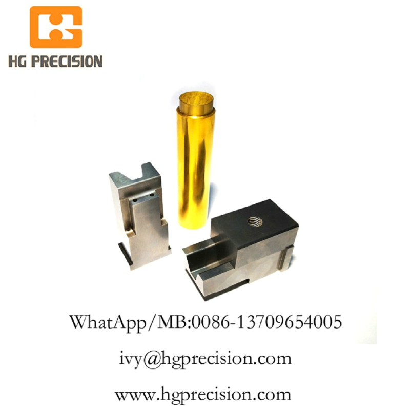 ELMAX Kinds Of Mold Punch And Pin-HG Precision
