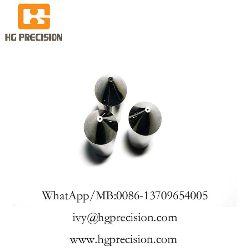 Precision Mirror Polish Carbide Nozzle