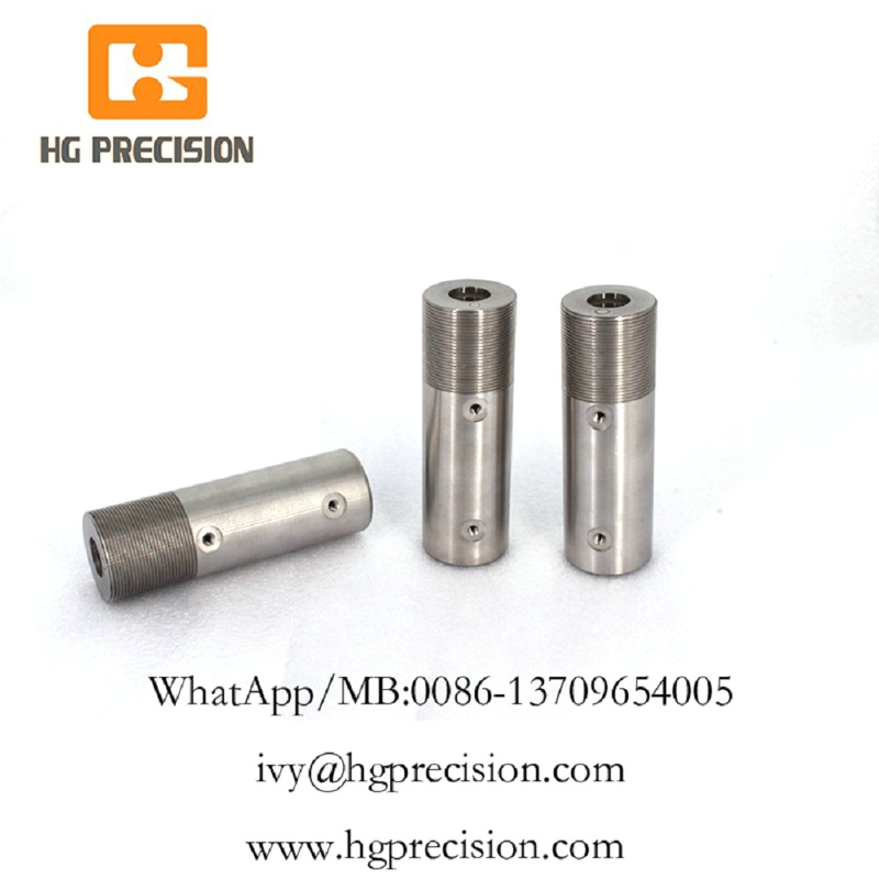 CNC Machinery Parts For Automotive Produciton Industry-HG Precision