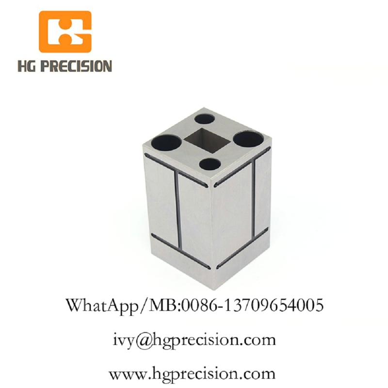 Steel CNC Machinery Parts-HG Precision