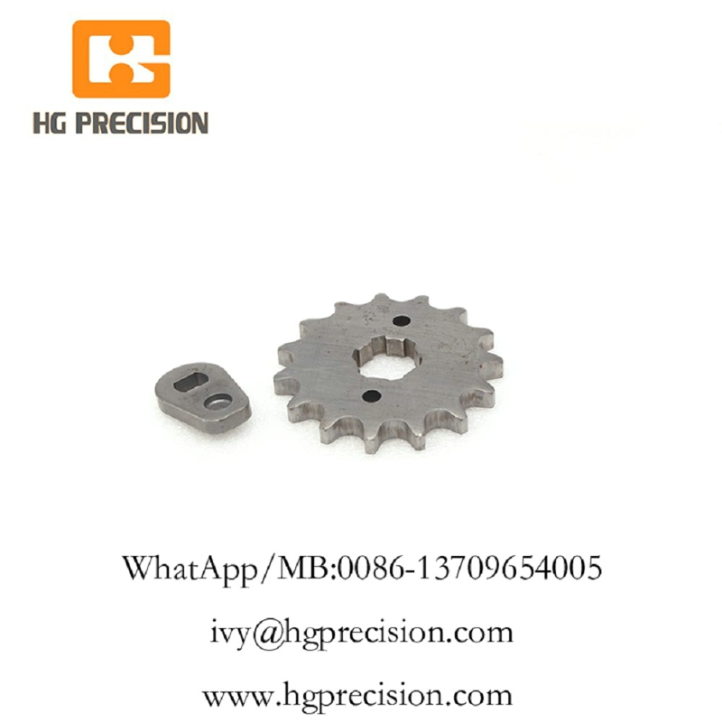 Fine Blanking Tooling For Sprocket By Conventional Stamping-HG Precision