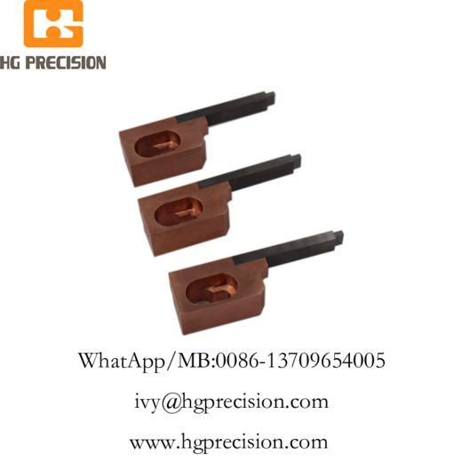 Carbide Insert Precision Electrode Parts