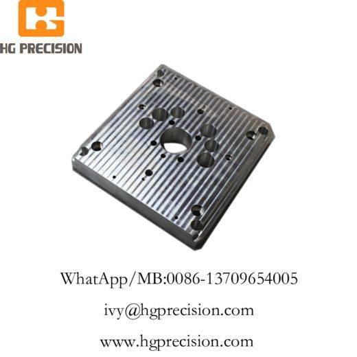 CNC Machinery Metal Plate
