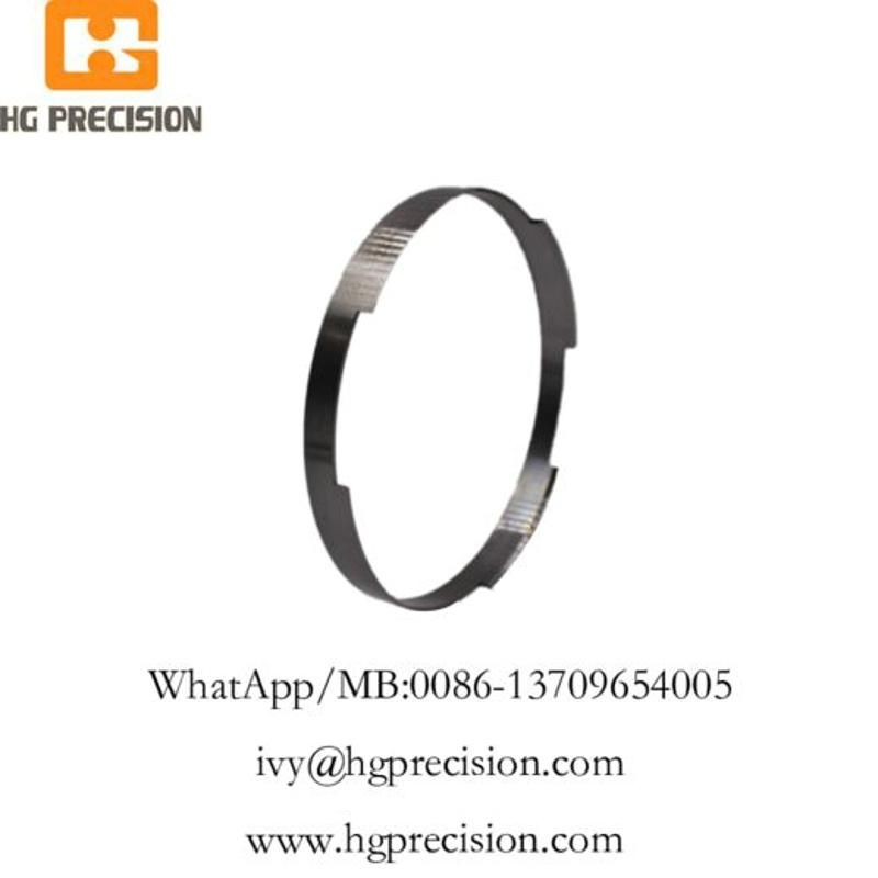 Thin High Accuracy Ring By Machinery