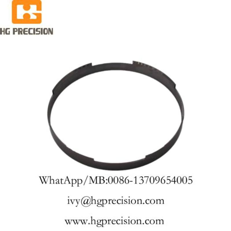 Thin High Accuracy Ring By Machinery-HG Precision