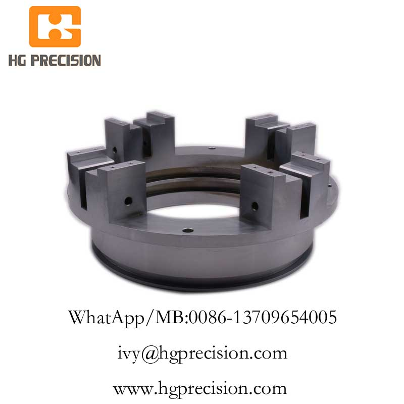 CNC Machinery Parts By Short Delivery-HG Precision