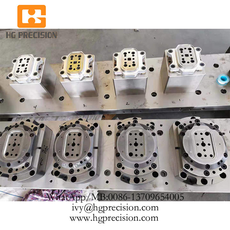 One Lane Die/Tooling Set For Aluminum EOE