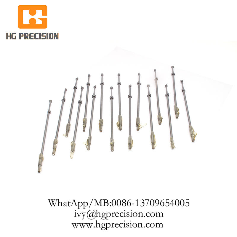 Precision Ejector Sleeves And Pin Assembly With Attractive Price To: Malaysia