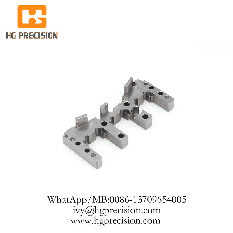CNC grinding gear jig and fixture