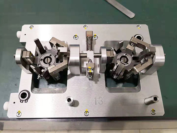 CNC grinding gear jig and fixture-HG Precision