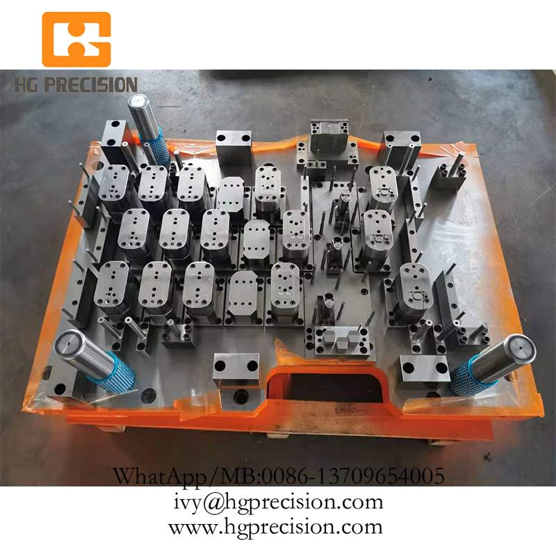 Fish Can Making Tooling And Spare Parts