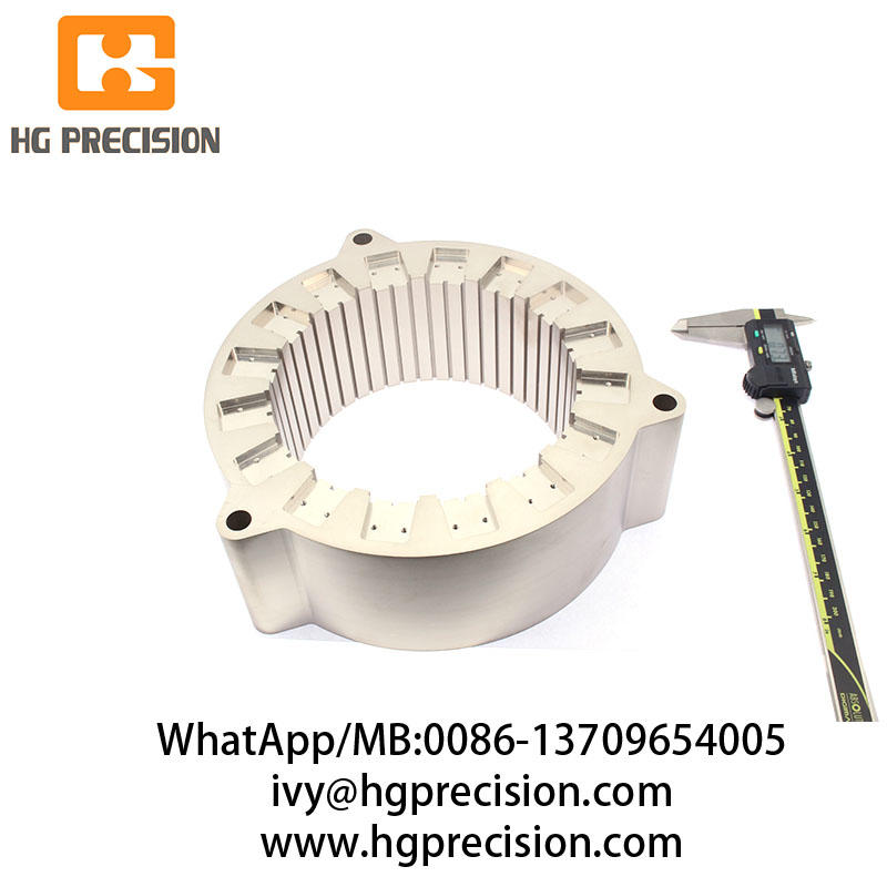 Precision Wire Cutting Machinery Parts