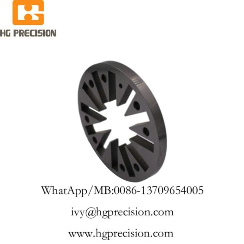 Precision Wire Cutting Machine Parts-HG Precision