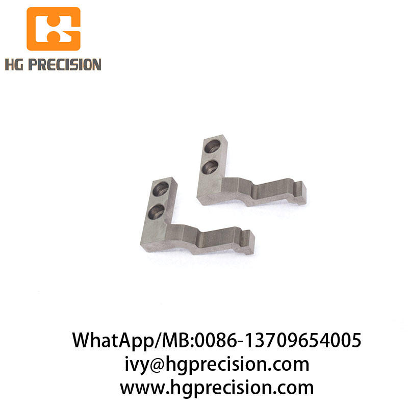Precision Machining Jig And Fixture