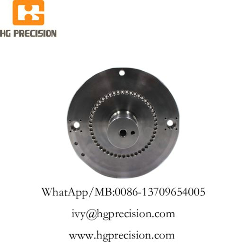 Kinds Of OEM Precision Machinery Parts-HG Precision