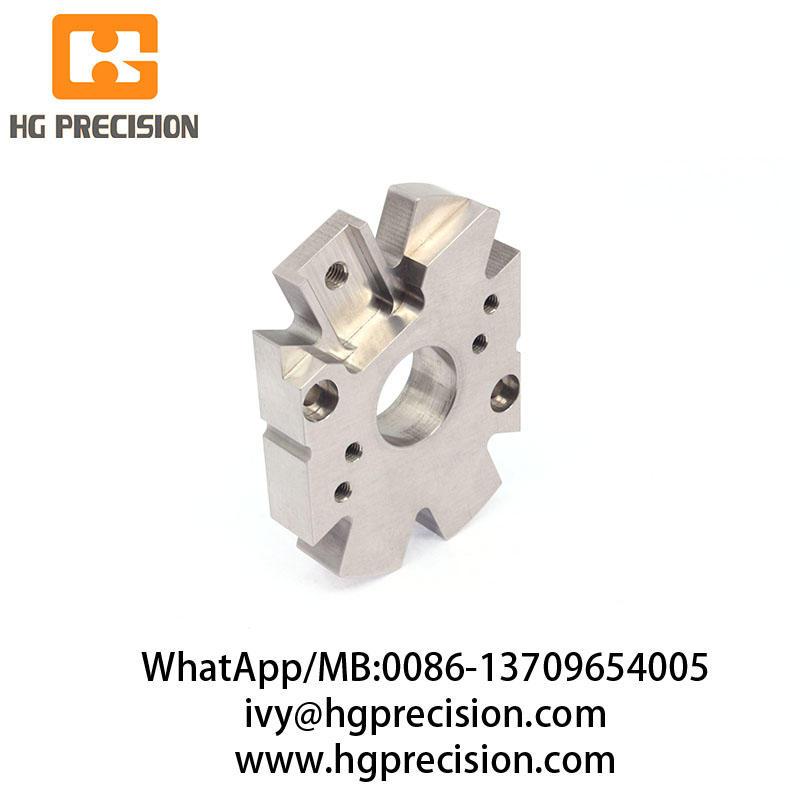 CNC Machinery S45C Block