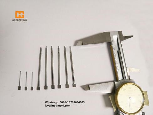 Precision Core Pin, 0.002mm Tolerance