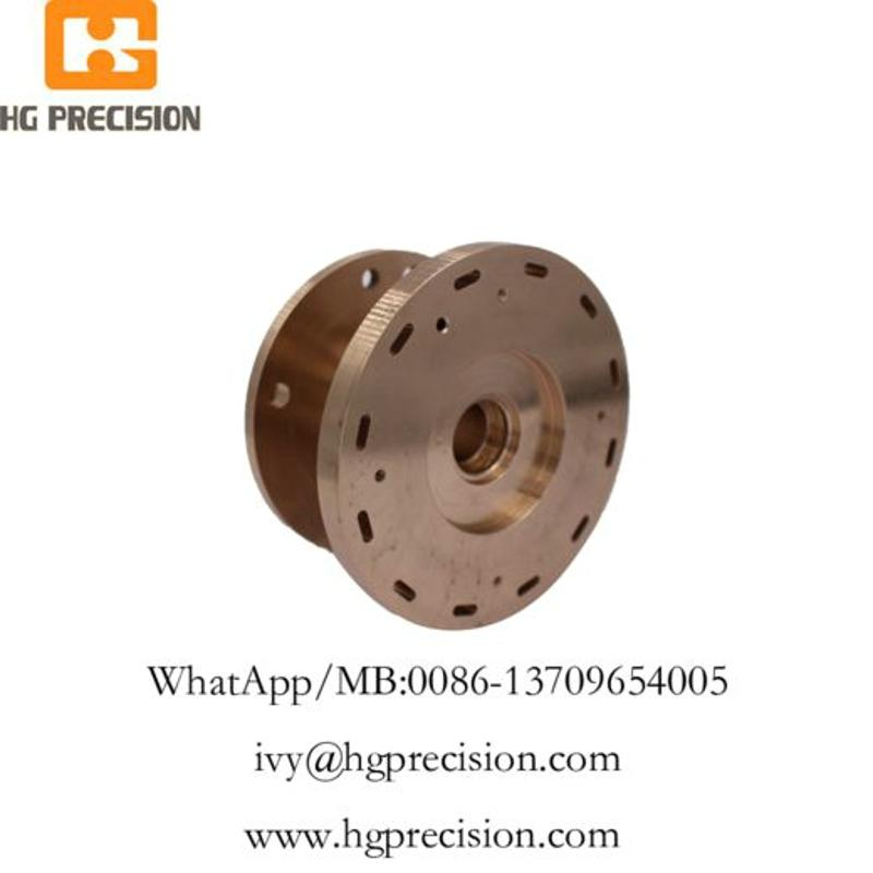 Precision CNC Machinery Copper Parts