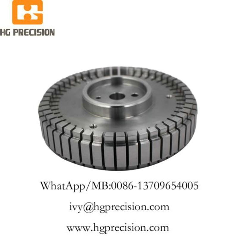 Precision Component For Machine Parts
