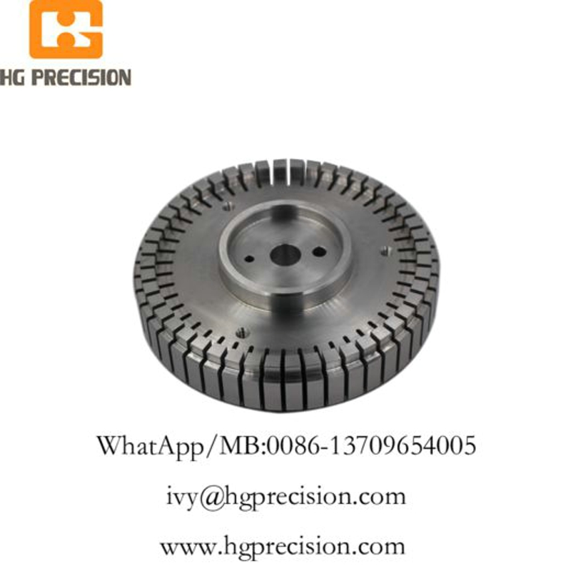 Precision Component For Machine Parts-HG Precision