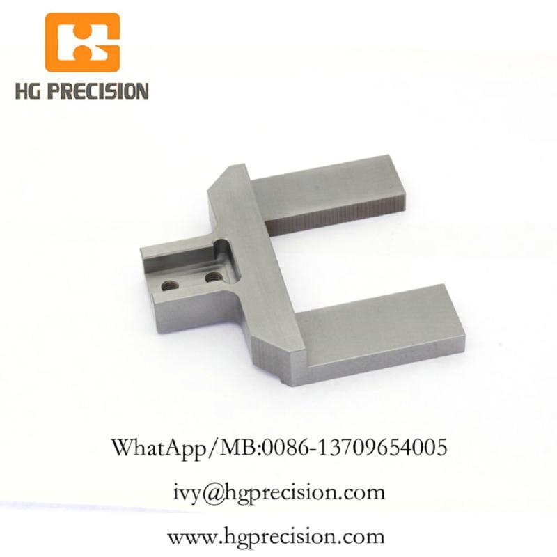 Precision CNC Machinery Parts-HG Precision