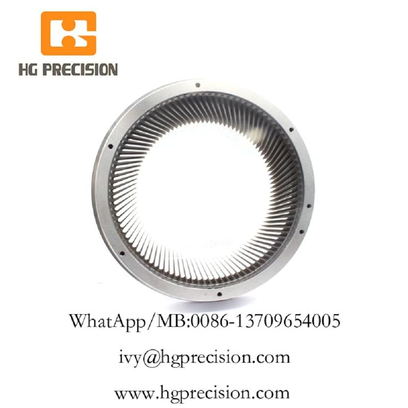 CNC Complex Machinery Round Die-HG Precision