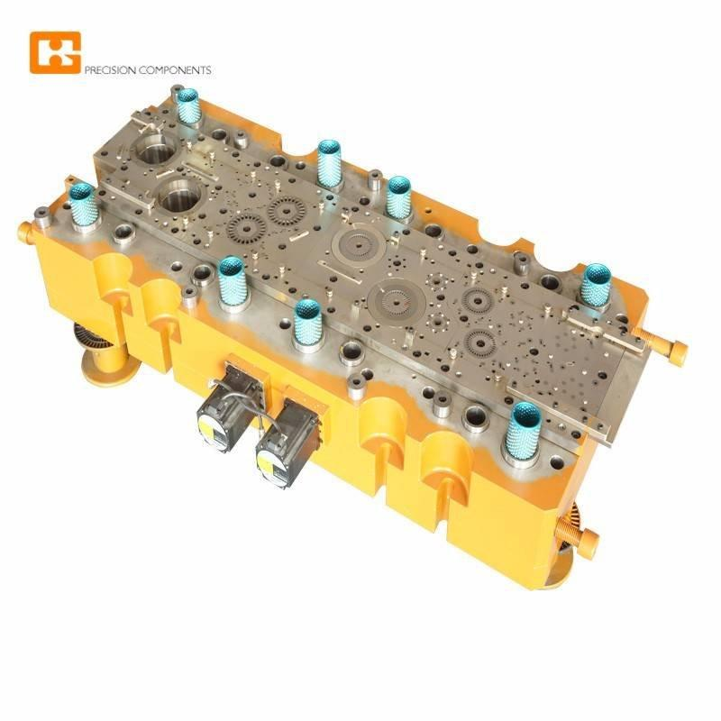Industrial Fan Stator Rotor Motor Lamination Core Mold-HG