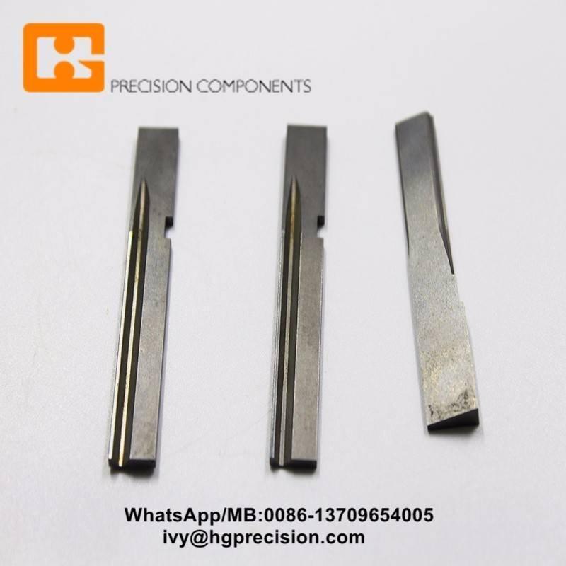 Precision tungsten carbide mold parts OEM factory