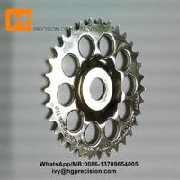 Sprockets Fine Blanking For Motorcycle Drive System