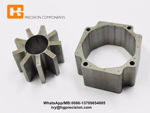 Hexagonal Shape Stator Die  For IPM Traction Motor
