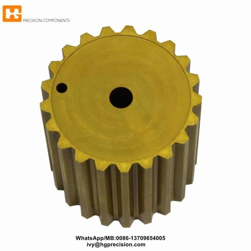 Gear Blanking Mold Punch-HG