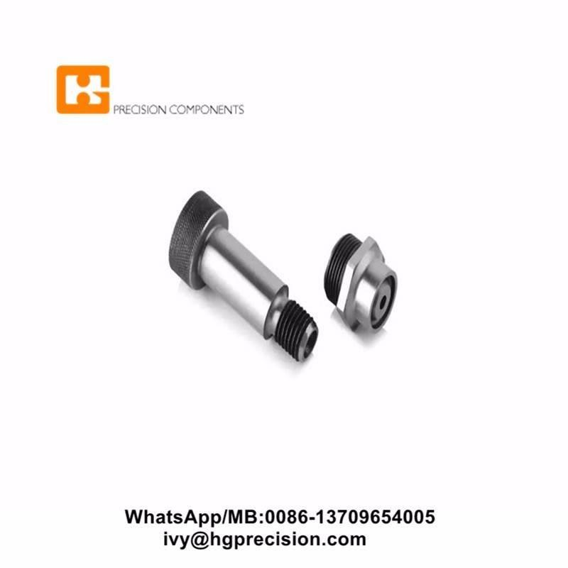 HDD Spindle Motor Shaft And Housing-HG