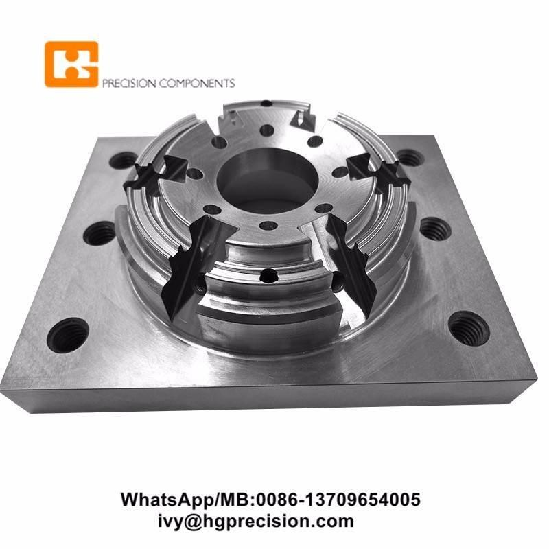 Customized Stamping Mold Plate And Punch-HG