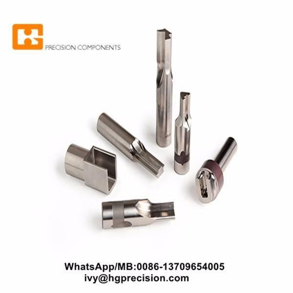 Mold Parts Manufacture with Misumi& Punch Standard -HG