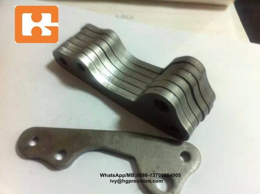 Precision EDM Metal Components