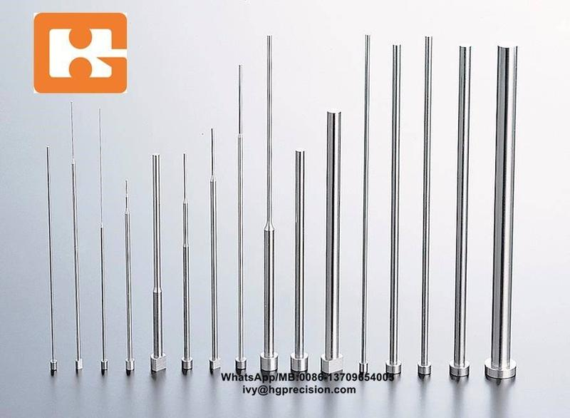 Mold Straight Ejector Pins