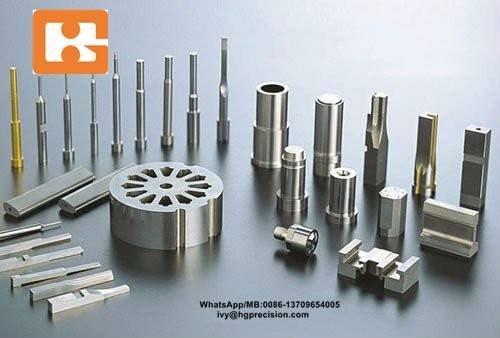 Tungsten Carbide Punch and Die (KD20&G4&G5&RD50)