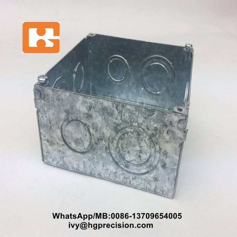 Metal Junction Box Automotive Stamping Tooling