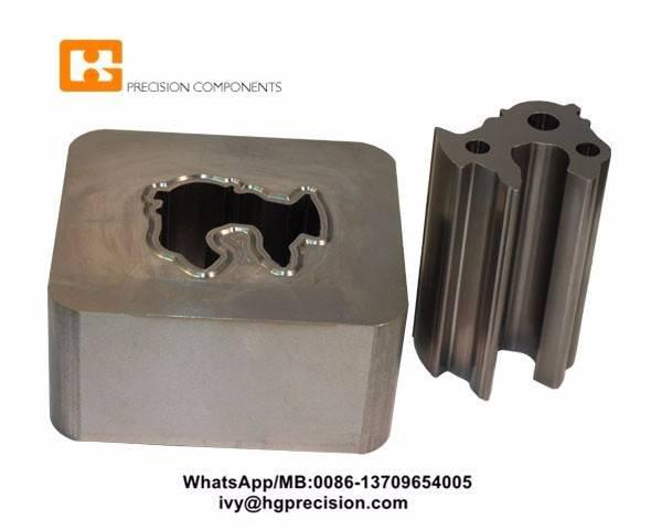 EDM Wire Cutting High Precision Mold Parts