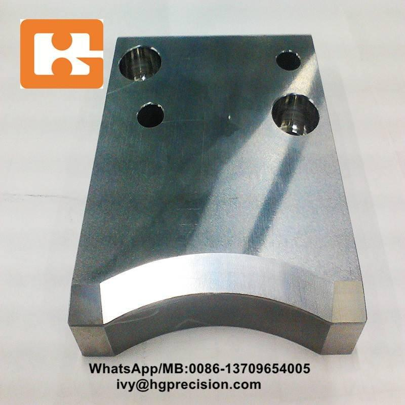 Precision Punching Mold Plate